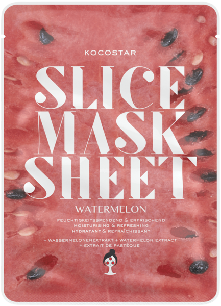 Watermelon Slice Mask Sheet