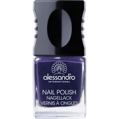 Nagellack Blackberry