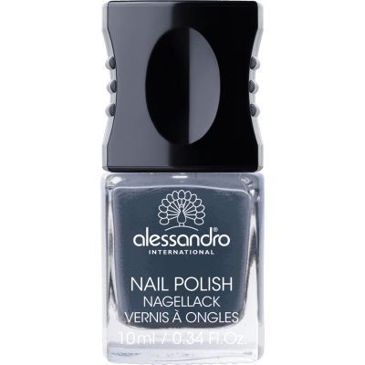 Nagellack New York Grey