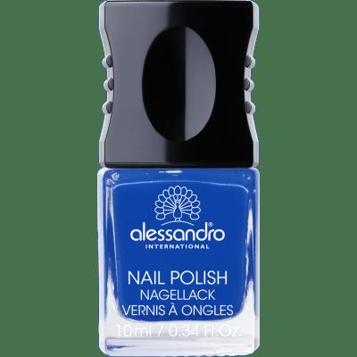 Nagellack Deep Ocean Blue