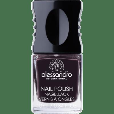 Nagellack Black Cherry