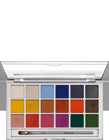 Shimmering Vision Palette