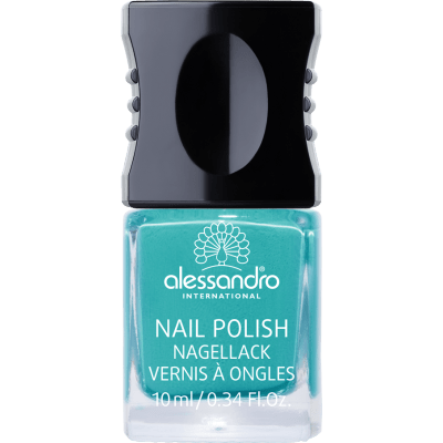 Nagellack Baltic Blue