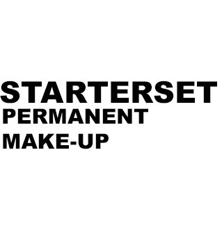 Starterset Permanent Make-up