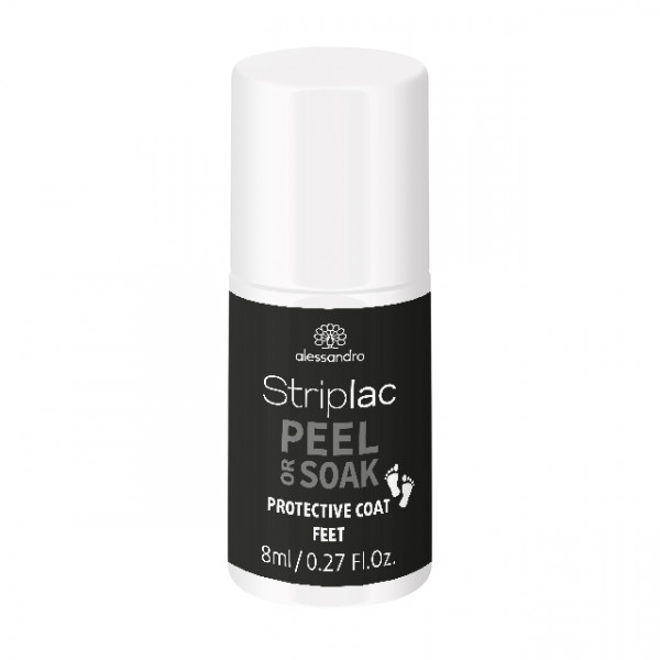 Striplac Peel or Soak Protective Coat Feet