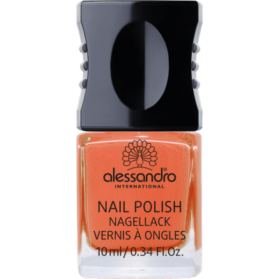 Nagellack Peach it up