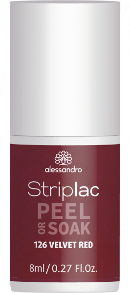 StripLac Velvet Red