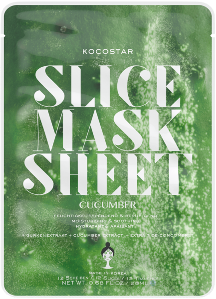 Cucumber Slice Mask Sheet